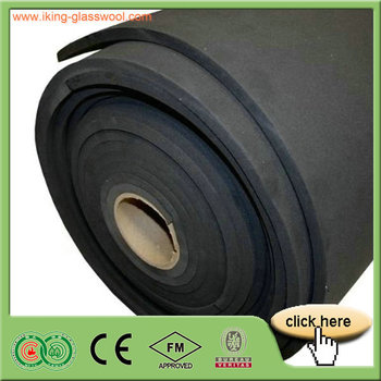 Engineered Rubber Foam Pipe Used for Air Conditioner