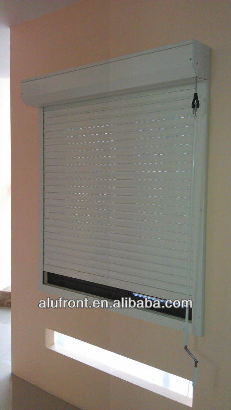 aluminium roller shutter made in China of top quality