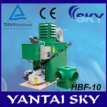 HBF-10 alibaba website Floor Type Waste Oil Heater with CE floor heater