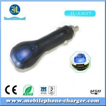 Electric Car Charging Station for Micro USB Port, 5pin USB Car Auto Charger for Loptop Cellphone
