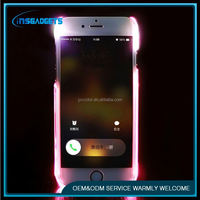 TSJ0115 led Flash light bulk phone cases for iphone 5c phone case