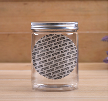 Wholesale empty Mason Jar,Plastic Bottle Packaging and Nut & Seed Oil Product packing PET Jar