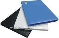 Eco-friendly Plastic Corrugated PP Hollow Sheet