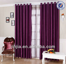 MT 2053 Turkish Curtain Eyelet Ready Made Curtain Jacquard Blackout Curtain