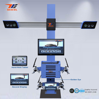 Professional 3D Wheel Aligner with Top 20 Tools 2015 Award