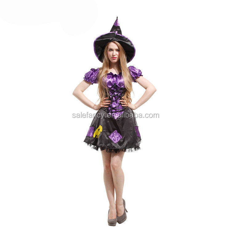 Cosplay theme party costume witch dance costume QAWC-0123