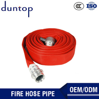 Duntop Best Price Layflat Hose Fire Hose pipe UL PVC branch pipe