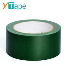 Heavy Duty Cloth Sticky Lime Dark Green Fabric Duct Tape