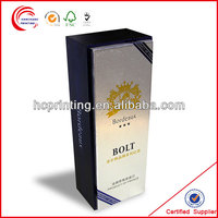 wine box for 375ml bottle with wine opener set wholesale