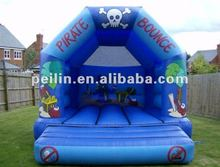 2012 newest inflatable pirate bouncer