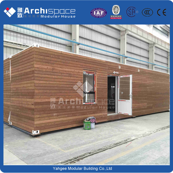 CYMB prefabricated wooden house