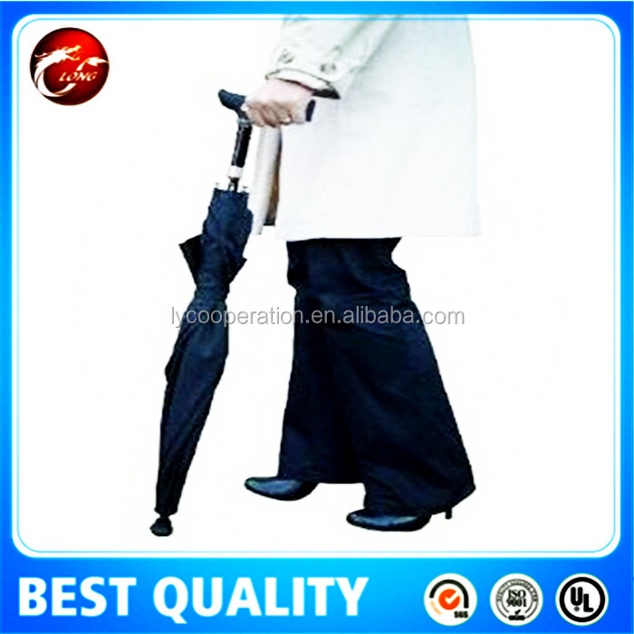 strong Wood handle custom cane umbrella for old men, walking stick tops umbrella,umbrella walking