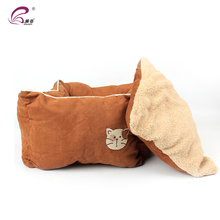 Good Quality Square Soft Warm Cat Pet Bed