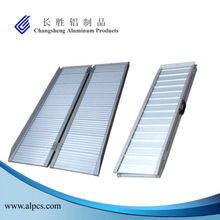Aluminum Handicap Tools Portable Wheelchair Ramps
