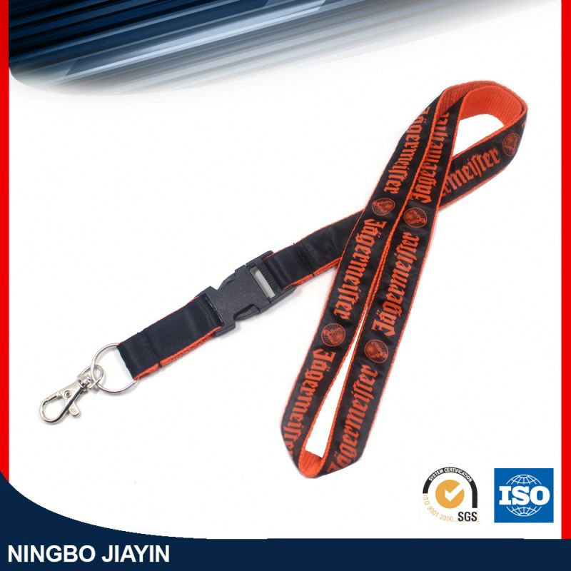 Quality Guaranteed factory supply id badge holder pearl lanyard