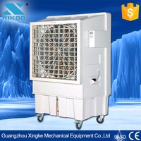 big airflow floor stand type air conditioning room cooler fans