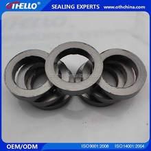 Expanded graphite molded packing ring