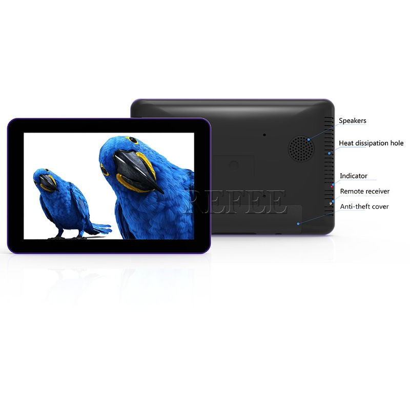 15.6 inch wall mount android tablet poe digital signage player mini displays