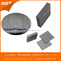 factory supply tungsten carbide plate