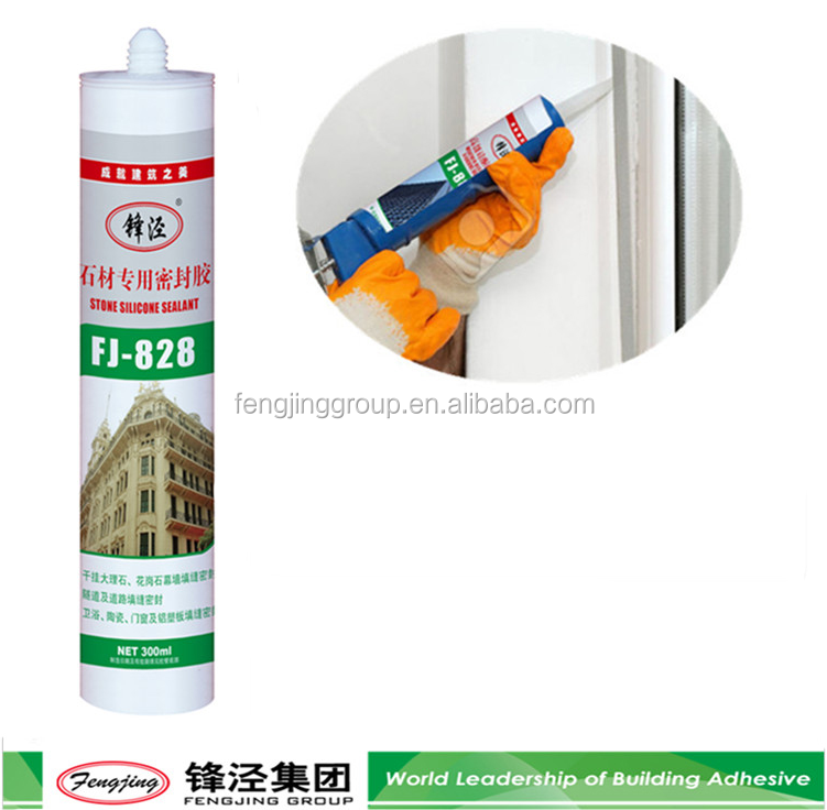 OEM paintable mastic acrylic silicone sealant from manufacturer