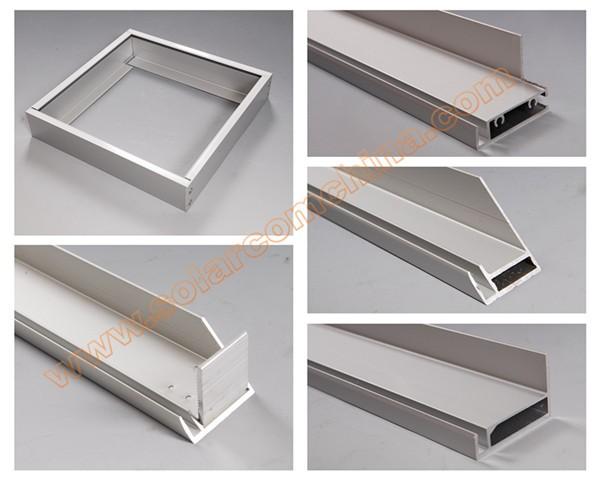 Aluminum Extrusion Solar Panel Frame Buy Pv Solar Module