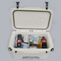 Portable Rotomolded foam beer can cooler box