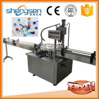 SS-1838 Automatic Capping/Screw-capping & Sealing machine