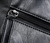 PU Leather Travel Bag Gym Duffle Bag for Man