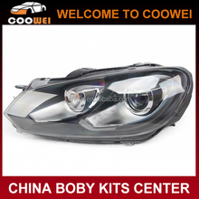 HID Golf6 MK6 GTI LED Headlight Front Lamp For VW Volkswagen Golf 6