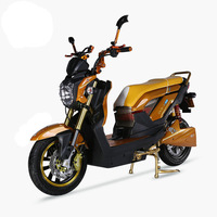 China Automatic Teenager Electric Motorcycle