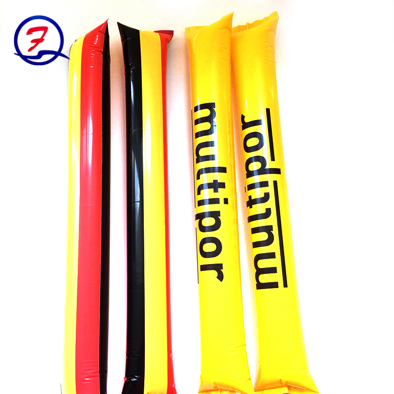 inflatable cheering stick inflatable clap stick