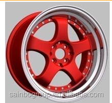 High Quality Forged Aluminum Alloy Wheel, Forged gold Car Wheel Rim,