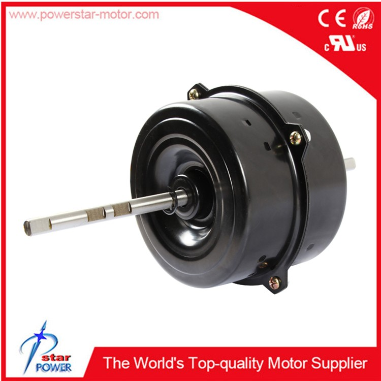 Top Selling 55W 700-900RPM Double Shaft Air Conditioner Indoor Fan Motor