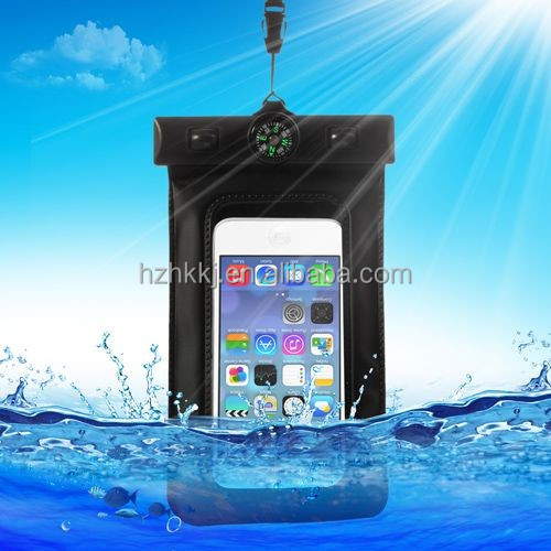 2014 new product waterproof case for iphone 5s case with compass