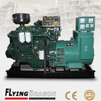 24kw Yuchai marine generator for sales with Yuchai YC4108C engine