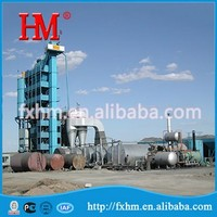 asphalt drum melting machine/dry asphalt mobile batching plant