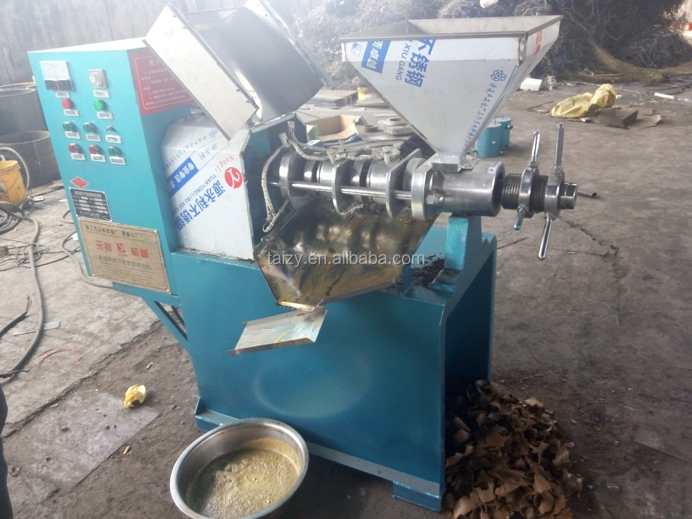 Home use mini oil press machine