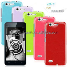 Attractive glitter powder TPU cover case for BBK VIVO X1