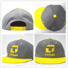 Snapback Hats Factoryfor Distributors, Quality6 Panels Two Tones Plain Embroidered Logo Snap Back, Custom Hats and Caps Snapback