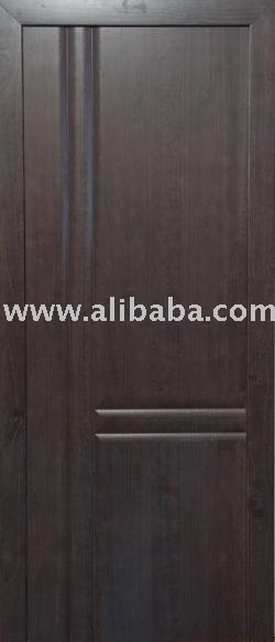 Solid Pine Radiatta Wood Door Urban