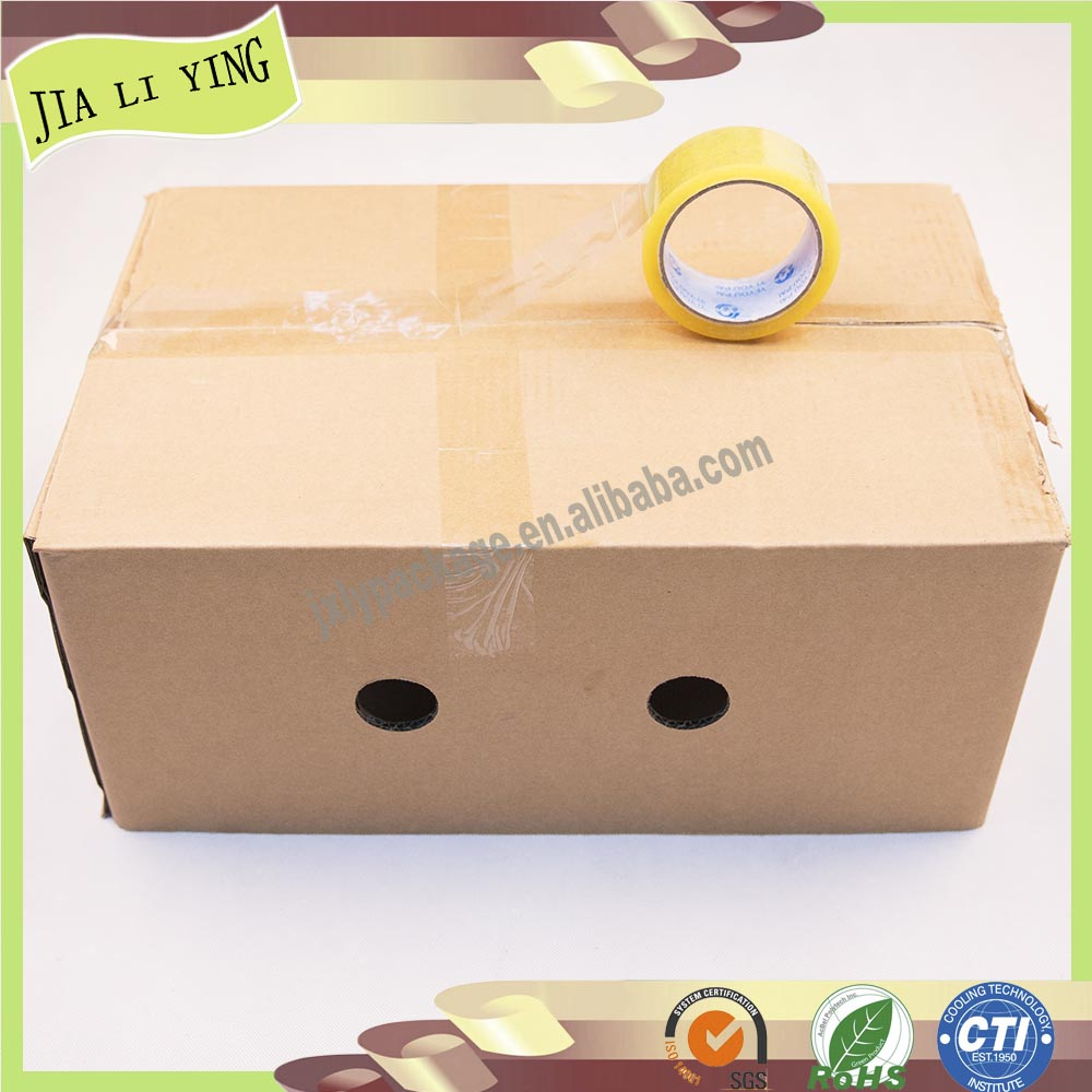 Acrylic Adhesive and Carton Sealing Use Printing Packing Tape