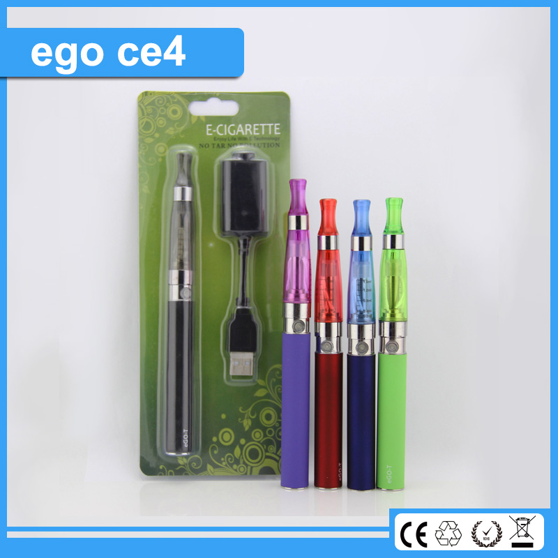 2016 most fashionable vape starter kits wholesale vaporizer pen ego-t ce4