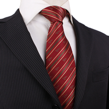 Customized Woven Polyester Logo Neck Ties