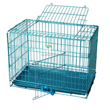 Large Outdoor Metal foldable steel dog cage