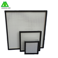 0.3Micro Glassfiber Mini Pleated HEPA Filter For Operating Room