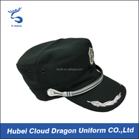 Adjustable security guard baseball hat wholesale china