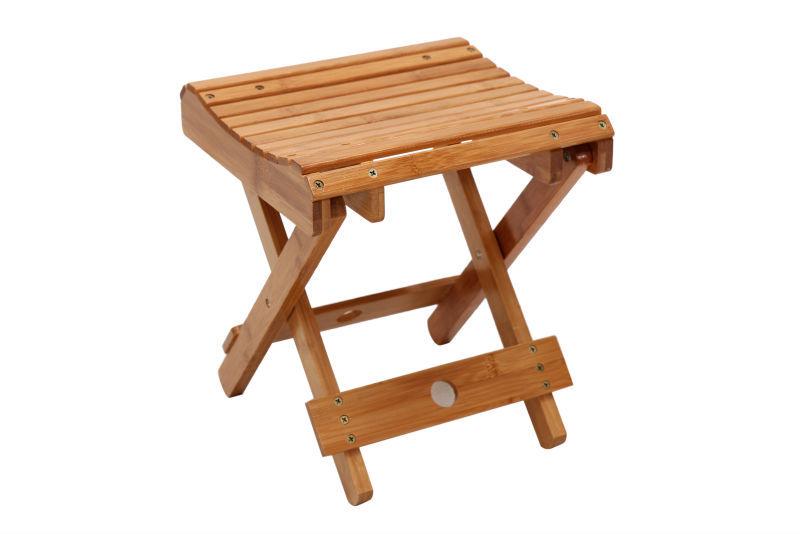 Pratique petit tabouret pliant de bambou tabouret de p che autres meubles pliants id de produit - Petit tabouret pliant ikea ...