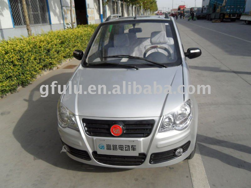 small car with 600cc Chery engine economic fuel consumption
