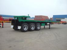 low bed semi-trailer from China