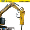 Excavator rock breaker/ hydraulic concrete breaker/hydraulic hammer for sale